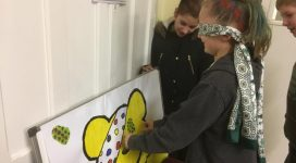Pin the patch on Pudsey!