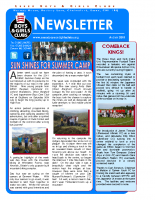 EBGC Club Newsletter August 2011