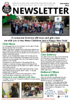 EBGC Club Newsletter December 2016