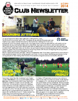 EBGC Club Newsletter Autumn 2014