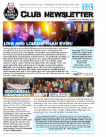 EBGC Club Newsletter January 2015