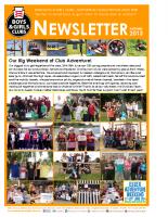 EBGC Club Newsletter Autumn 2013