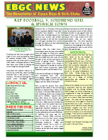 EBGC Club Newsletter Feb 2011