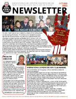 EBGC Club Newsletter October 2015