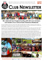 EBGC Club Newsletter Summer 2014