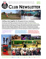 EBGC Club Newsletter Spring 2014