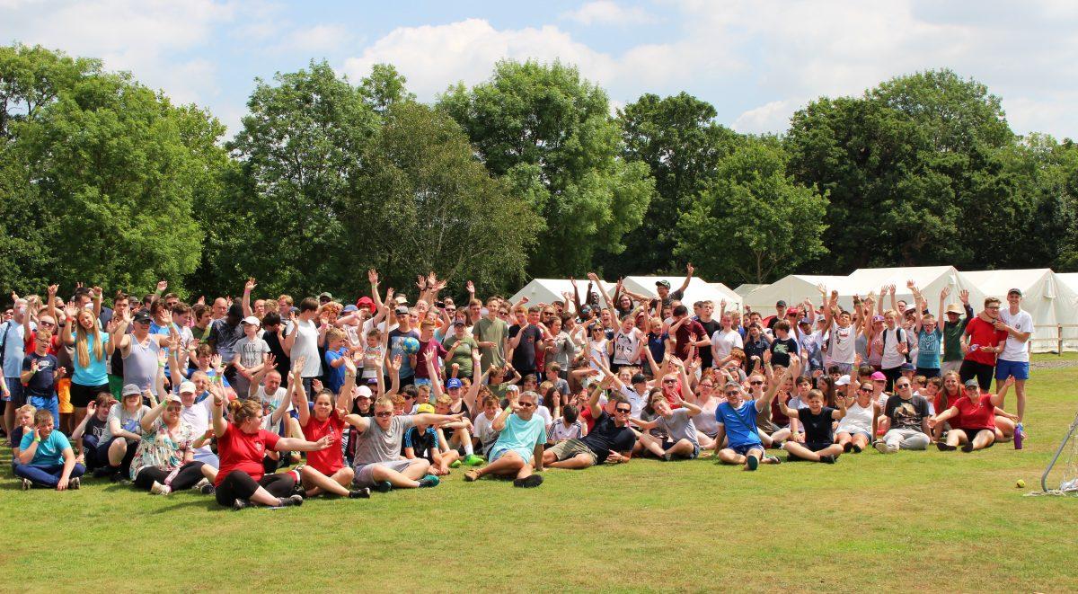 EBGC Adventure Weekend Group Photo