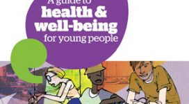 cover of essex yeah a guide to health and well-being for young people