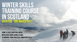 Winter Skills Course 2017 poster image